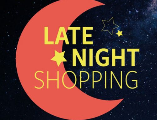 LATE NIGHT SHOPPING 27.SEP