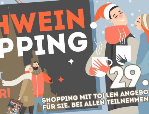 LATE NIGHT GLÜHWEINSHOPPING AM 29.11.19